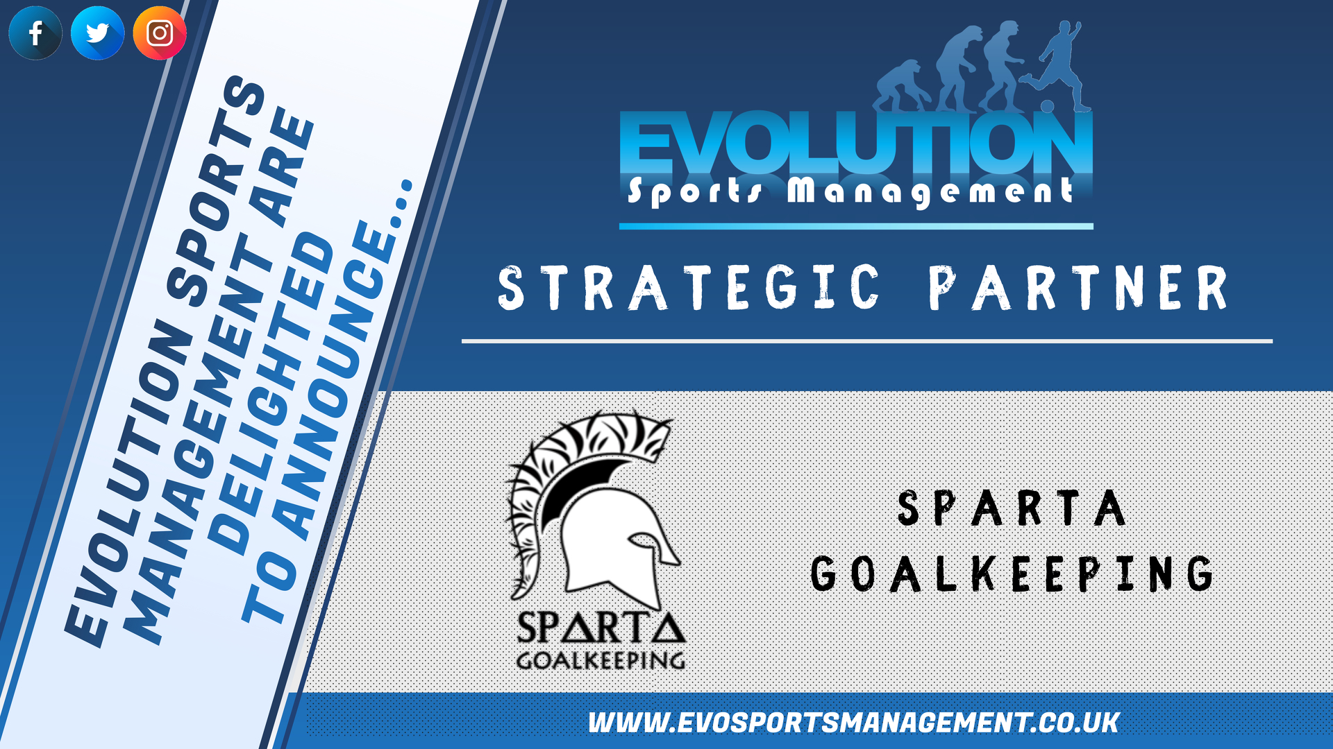 Sparta GK Partnership Announcement