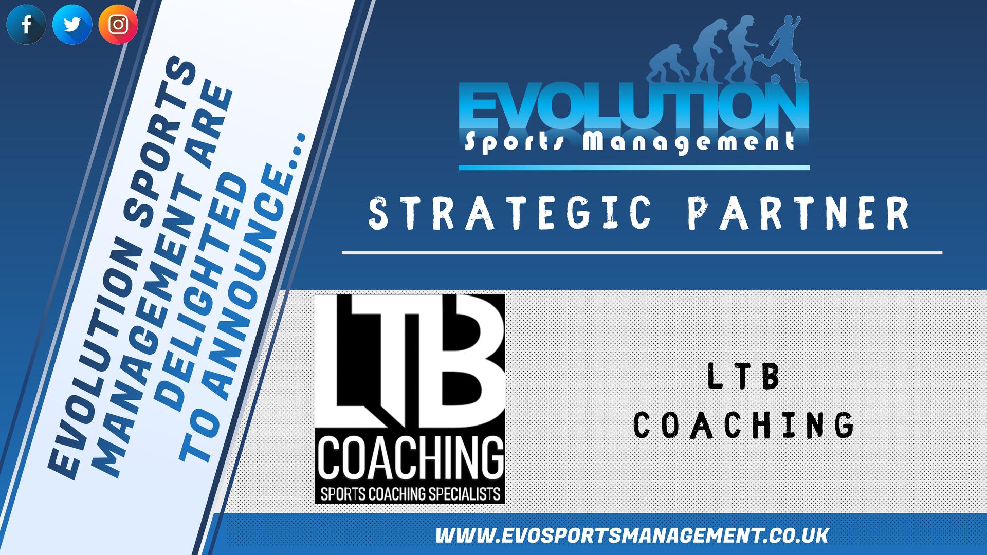 LTB Coaching Partnership Announcement
